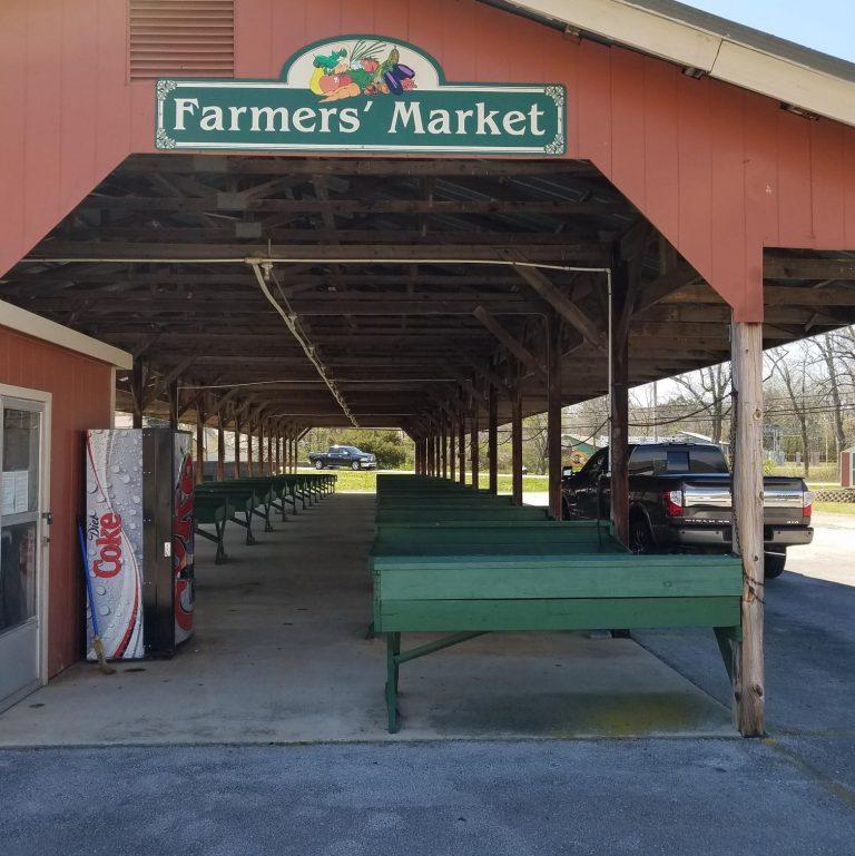 Athens Farmers Market Pavilion